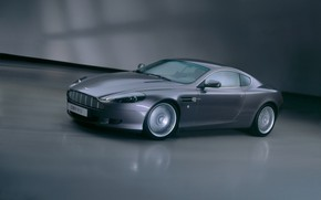 Aston Martin DB9 Speed wallpaper