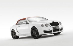 Le Mansory Convertible Bentley Continental GTC 2008 wallpaper