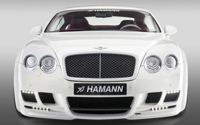 Bentley Continental GT Hamann Imperator 2009 wallpaper