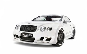 2009 Hamann Imperator based on Bentley Continental GT wallpaper