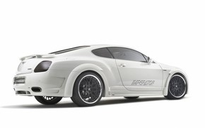 Bentley Continental GT Hamann Imperator Rear wallpaper