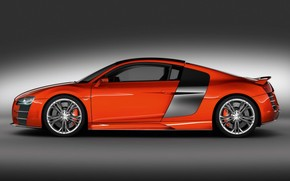 Audi R8 Side Outstanding Torque wallpaper