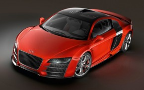Audi R8 Outstanding Torque super sport wallpaper