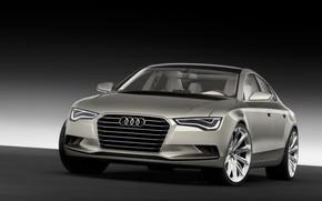 2009 Audi Sportback Concept - Front Angle