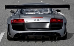 2009 Audi R8 GT3 - Rear wallpaper