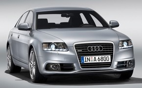 2009 Audi A6 - Rear And Side wallpaper