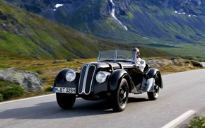 BMW 328 1939 wallpaper
