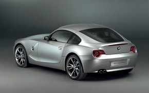 BMW Z4 Coupe Concept RA 2005 wallpaper