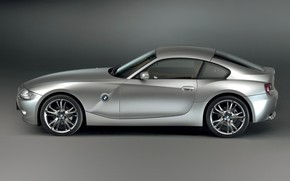 BMW Z4 Coupe Concept S Studio wallpaper