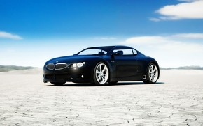 BMW M Zero Concept 2008 wallpaper