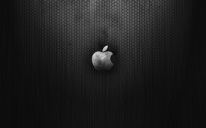 Apple Metal Carbon Fiber wallpaper