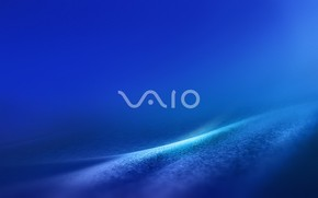 Vaio Dark Blue wallpaper