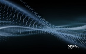 Toshiba dark blue wallpaper