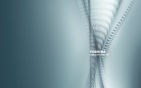 Toshiba Innovation wallpaper