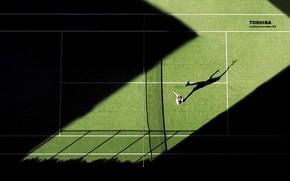 Toshiba tennis