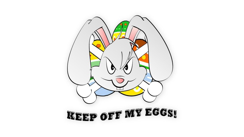 keep out of my eggs hd wallpaper wallpaperfx