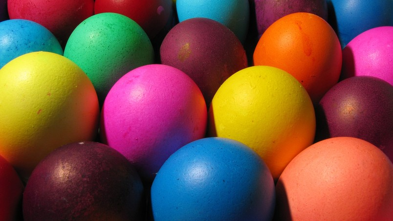 More Easter Eggs wallpaper