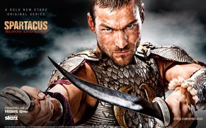 Spartacus: Blood and Sand wallpaper