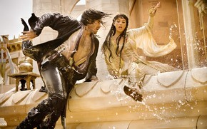 Prince Of Persia: The Sands of Time Movie wallpaper