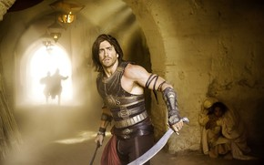 Prince Dastan Prince of Persia the Movie wallpaper