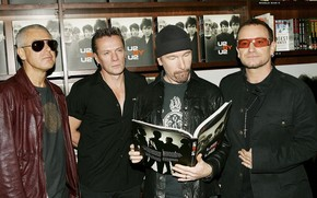 U2 band wallpaper