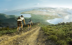 Wonderful Outdoor Bike Sports wallpaper
