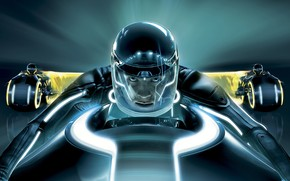 Tron Legacy Movie wallpaper