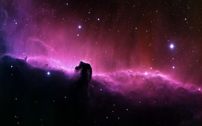 Nebula Cloud Background wallpaper