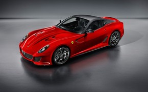 Ferrari 599 GTO 2010 wallpaper