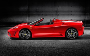 Ferrari Scuderia Spider 2009 wallpaper