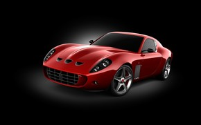 Vandenbrink Ferrari 599 GTO 2009 wallpaper