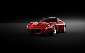 Ferrari 599 GTO 2009 Vandenbrink wallpaper