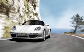 Porsche Boxster S 2009 wallpaper