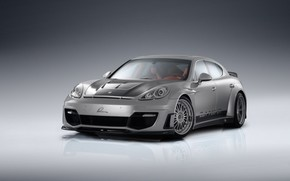 Porsche Panamera 2010 Lumma Design wallpaper