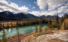 Amazing Mountains View