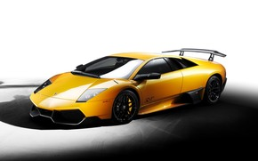 Lamborghini Murcielago LP 670 SuperVeloce wallpaper