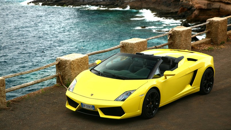 Lamborghini Gallardo LP560 2010 wallpaper