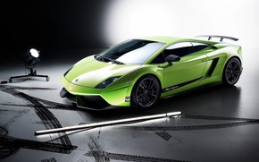 Lamborghini Gallardo Superleggera 2010 wallpaper