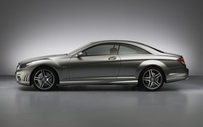 Mercedes Benz CL65 AMG 2008 wallpaper