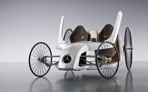 Mercedes Benz F CELL Roadster wallpaper