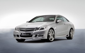 Mercedes-Benz E Class Coupe 2010 wallpaper