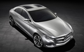 Mercedes-Benz F 800 2010 wallpaper