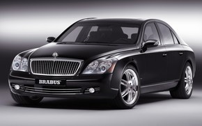 Brabus Maybach FA Studio wallpaper