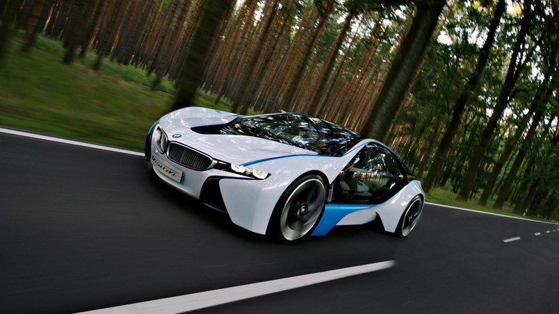 Superb BMW Vision Concept wallpaper