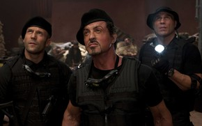 The Expendables 2010 wallpaper