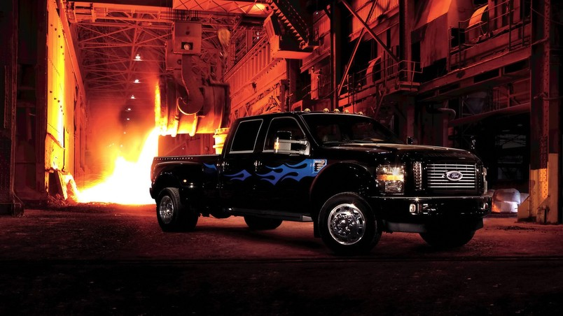 Ford F 450 Super Duty 2009 wallpaper