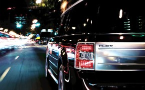 Ford Flex Speed 2009 wallpaper
