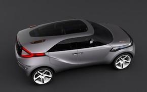 Dacia Duster Crossover Concept 3d Model