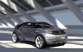 Dacia Duster Crossover Concept Running