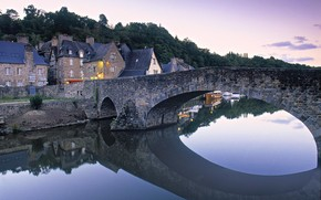 Beautiful Dinan Bretagne wallpaper